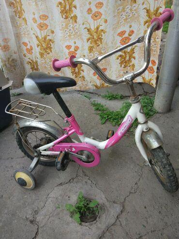 Велосипед дет. Для девочки
