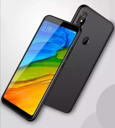 чехол в Азербайджан: Черный чехол для Xiaomi Redmi Note 5