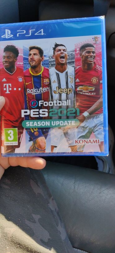 Ps4 Efootball 2021/Pes 21Novo - NeotvorenoKontakt Viber - Sms - Lalafo
