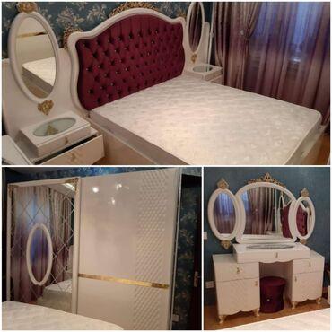 Super yataq desti satılır 1800azn taxtı bazalıdı ortopedik matrası var