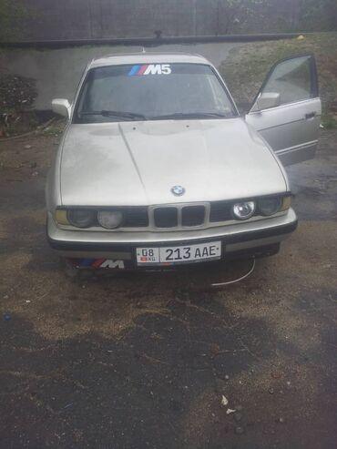 BMW 520 2 л. 1989