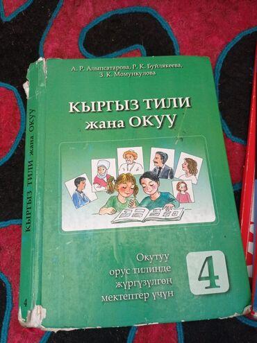 11293 объявлений: Кыргыз тили 4 класс