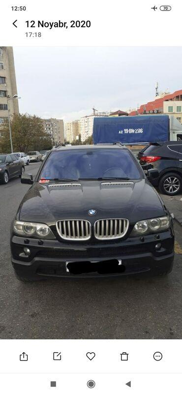 bmw m5 4 4 m dkg - Azərbaycan: BMW X5 M 4.4 l. 2006 | 314546 km