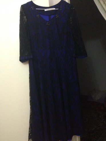 Продаю платье одевалось 1 раз. Размер 48-50. 300 сом в Бишкек