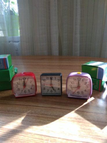 Часики с будильником оптом 100 штук стоимость одного 30 сом. в Бишкек