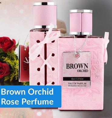 Bakı şəhərində Fragrance World Brown Orchid Rose Edition Eau De Parfum Natural Sprey