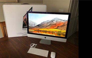 Νέο Apple iMac 27 Retina 5K i7 γραφείο σε Γαλατάς