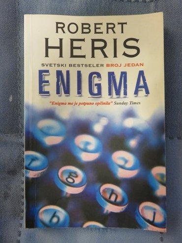 Enigma - Robert Heris (2002 god) - Beograd
