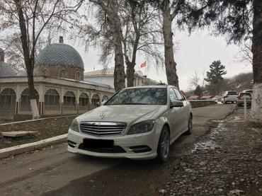 Mercedes-Benz C 200 2010 в Бишкек