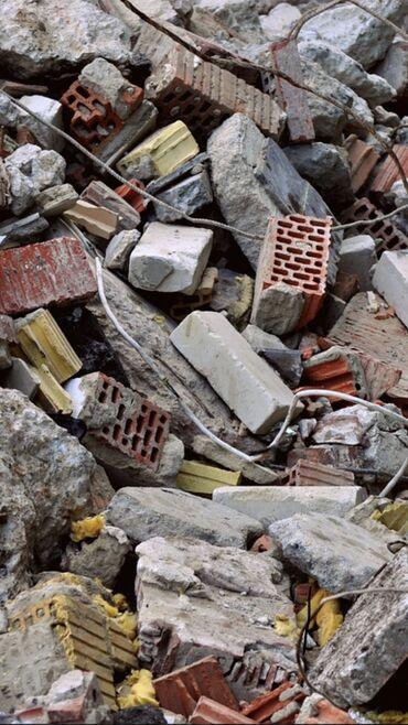 Приму строительный мусор Село Фрунзе