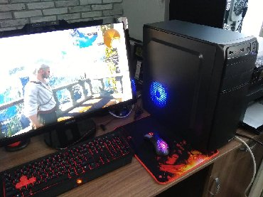 современный компьютер в Кыргызстан: Игровой Компьютер i5 / GTX1060 3GB / SSD + HDDтянет любые современные