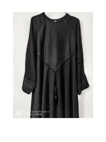 Новое шикарное платье хиджаб с красивыми бусинками и узорами .размер