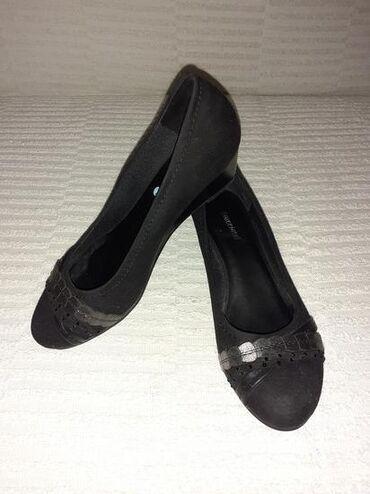 Cipele na platformu - Srbija: NOVE Graceland cipelice na nisku platformuBroj 37, duzina gazista