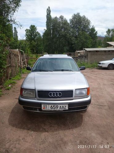 Транспорт - Чаек: Audi S4 2.3 л. 1991