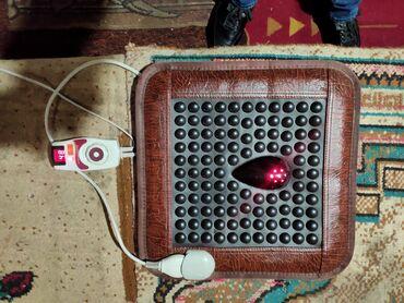 Турмалиновые коврики - Кыргызстан: Турмалиновая лечебная подушка. Производство Корея