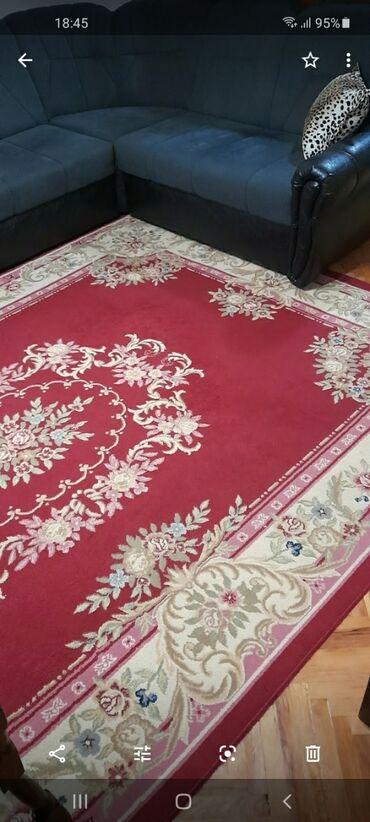 Kuća i bašta - Ruski Krstur: Tepih kupljen u sintelonu kao nov!