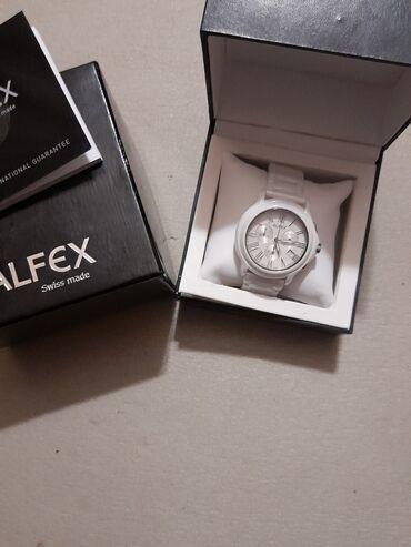 chasy bentley original в Кыргызстан: Белые Женские Наручные часы Alfex