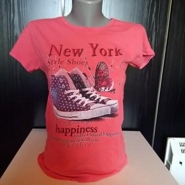 New York majica nova iz uvoza Velicina S/M - Prokuplje