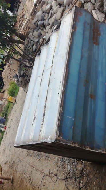 Продам (Бочка для чисти воду или в Кара-Суу