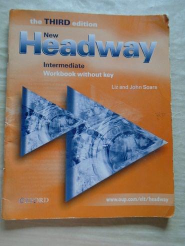 Engleski jezik, radna sveska Headway Oxford, za treći i četvrti - Belgrade