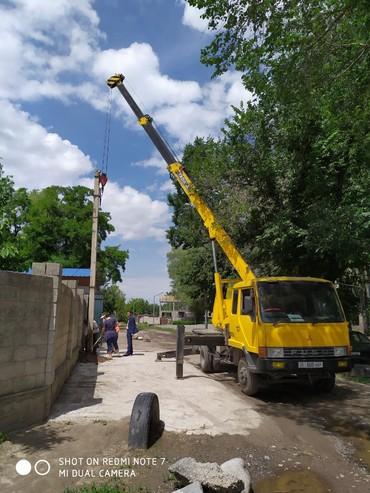 Услуги автокран Като. в Бишкек