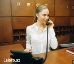 Bakı şəhərində Klinikaya operator xanim teleb olunur... Is saati 10:00dan 17:00a