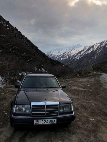 mercedes-benz-slk-32-amg в Кыргызстан: Mercedes-Benz E 200 2 л. 1993   370000 км