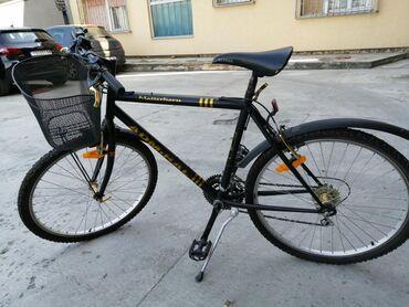 Bicikl - Srbija: Zenski bicikl, ocuvan, 21brzina