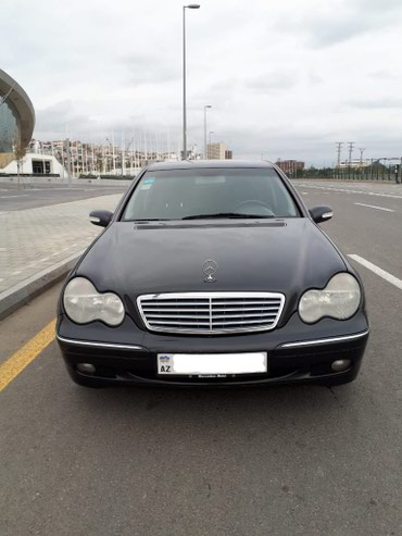 Bakı şəhərində Mercedes-Benz C 240 2000