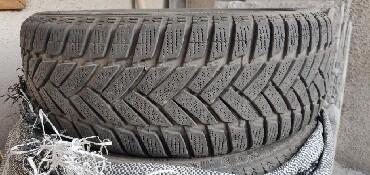 шины 205 55 r16 зима в Кыргызстан: Продаю отличную резину Dunlop 205 / 55 R16