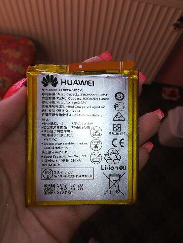 Baterija za Huawei P10 i P20 Lite, drži pola dana tj potrebno je 2
