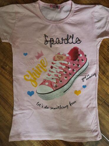������������ 2 �������� ������������ в Кыргызстан: 1)Продаю футболку на девочку 8-9 лет, рост 128. Производство Турция. В