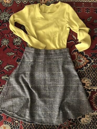 Kostimi - Srbija: Zara komplet+poklon Suknjica i bluza Akcija