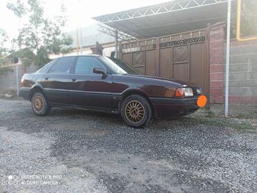 audi 100 2 8 quattro в Кыргызстан: Audi 80 1.8 л. 1991 | 1111111 км