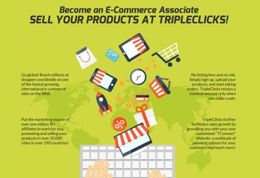 Become an E-Commerce Associate SELL YOUR PRODUCTS AT - Beograd
