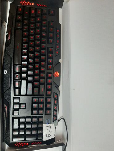 Tastatura | Srbija: Gaming tastatura malo koriscena TP9