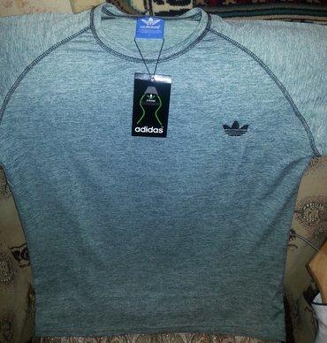 Продаю новые футболки - adidas, nike.  в Бишкек
