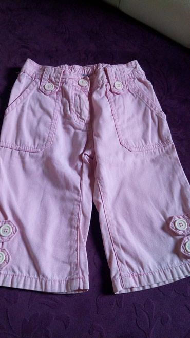 Decije nove pantalonice pamuk..vel..92.mogucnost slanja preporucenim - Kraljevo