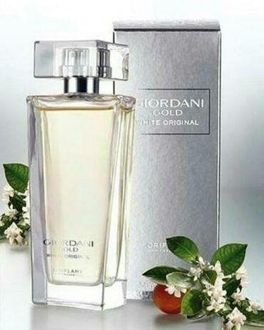 """Oriflame """" Giordani Gold White Original"""" parfùmu, 50ml"""