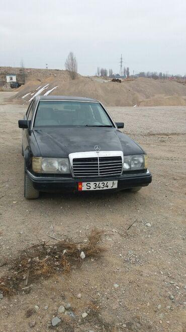Транспорт - Бает: Mercedes-Benz E 200 2 л. 1992   300000 км