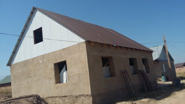 Продается новый недостроенный дом в в Бишкек