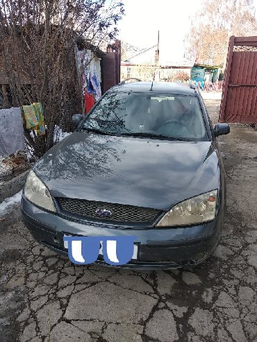 ford torino в Кыргызстан: Ford Mondeo 2002