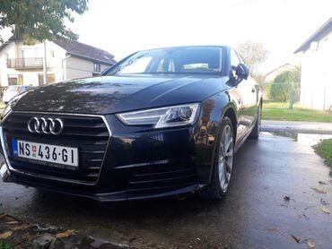 Audi a3 1 8 tfsi - Srbija: Audi A4 2 l. 2016 | 170728 km