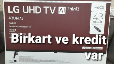 tap az televizor islenmis - Azərbaycan: SAMSUNG ve LG 2020 model 4k Smartnagdi ve kreditle satisi butun
