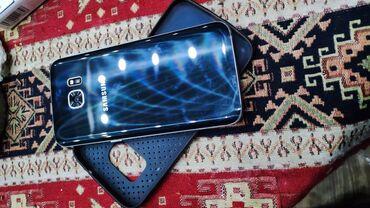 17 elan   SAMSUNG: Samsung Galaxy S7 Edge   32 GB   Göy   Düyməli, Barmaq izi
