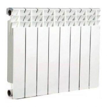 Ukrayna istehsalı olan Teplo radiatorunun nağd və kreditlə satışı. 6