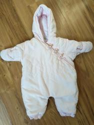 Topli skafander za bebu 0 - 3 meseca, malo korišćen - Mladenovac
