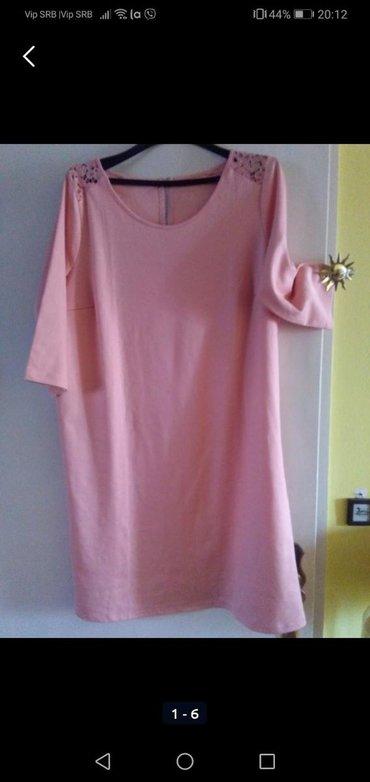 Haljine - Sombor: Haljina nova, boja punča, nikad nošeno