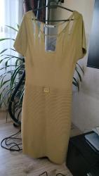 вечернее платье из франции в Кыргызстан: Трикотажное платье в идеальном состоянии. Размер 48. Производство