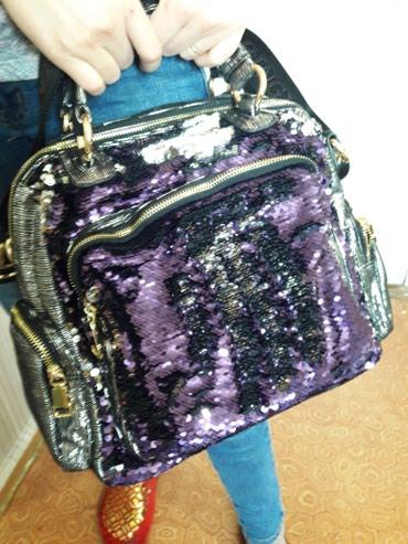 Новая модная сумка в пайетках. в Бишкек